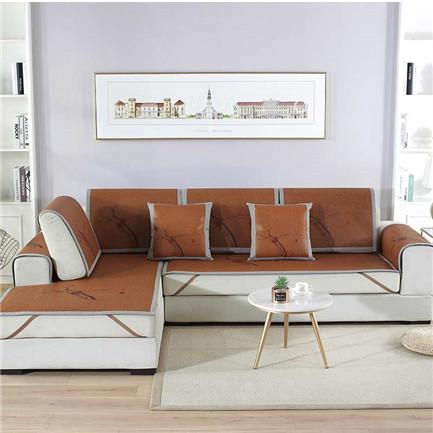 逾静沙发垫-棕色